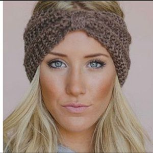 4 for $25🍁Turban Knit  headband